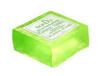 Натуральное мыло ручной работы «Зеленое яблоко» TianDe (ТианДе), 85г