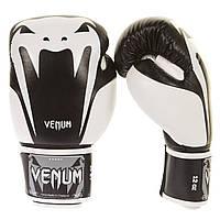 Боксерские перчатки Venum Giant 2.0 Boxing Gloves Black (EU-VENUM-0672)