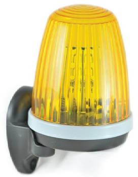 Сигнальна светодиодная лампа An Motors F5000 (универсальная).