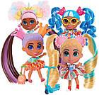 Коллекционные куклы-сюрпризы Хэрдораблс младшие сестренки серия 1 Hairdorables Short Cuts Doll Series 1, фото 6