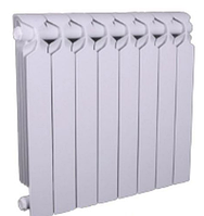 Радиатор биметаллический DIVA 80х500