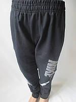 Подростковые трикотажные спортивные штаны., фото 1