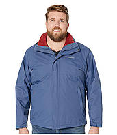 Парка Columbia Big & Tall Eager Air Interchange Jacket Dark Mountain - Оригинал