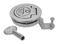 Нержавеющая входная ручка с замком и блокировкой ключом 814060