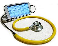 Электронный стетоскоп Beecardia (Украина)