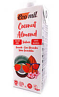 Кокосово-миндальное молоко без сахара Ecomil 1000 мл