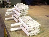 Изготовление разовых литейных моделей из пенополистирола для серийного литейного производства ЛГМ