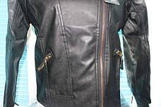 Куртка женская эко кожа, фото 3
