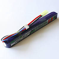 АКБ Turnigy LiPo 11.1v 1300mAh 25~50C нунчаки, фото 1