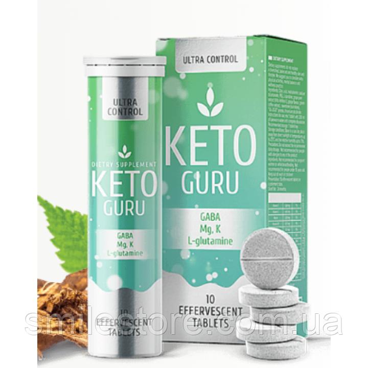 Keto Guru (Кето Гуру) - Засіб для схуднення.