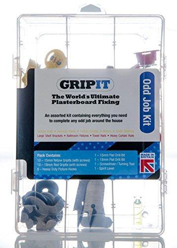 Комплект креплений ассорти GripIt G-ODDJOB