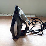 Парова праска з антипригарній керамічної підошвою Tower T22001 CeraGlide, 3000 Вт, БО чорний, фото 4