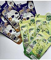 Тканевая маска Elizavecca Centella Asiatica Deep Power Ringer Mask Pack, 23 g.