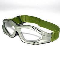 Окуляри захисні OLIVE V5