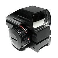 Страйкбольний Коліматор 4 цілика (Копія) / Страйбольный Коллиматор аналоговоя яркость