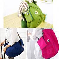 Сумка 3 в 1 Easy to Carry от Iconic - практичная сумка-трансформер на каждый день!