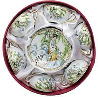 Наборы чайных чашек