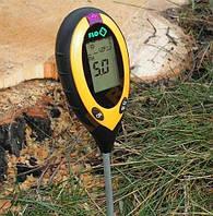 Профессиональный анализатор почвы 4 в 1 FLO 89000 ( KCB-300 ) с подсветкой. Польша., фото 1
