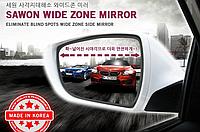 Зеркала  с увеличенным углом обзора и подогревом