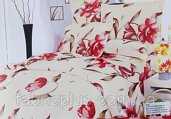 Комплект постельный  сатин двуспальный