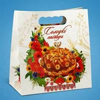 Пакет для каравая, сладостей и свадебных шишек (арт. С-0020), фото 1