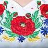"""Платье с вышивкой """"Цветы Украины"""", фото 4"""