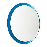 """IKEA """"ЛАНГЕСУНД"""" Зеркало, синий"""