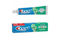 Отбеливающая зубная паста Crest Complete Multi-Benefit Whitening Scope Outlast 206 грамм