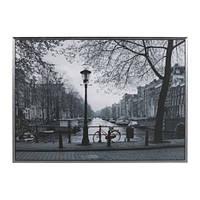 "ИКЕА ""ВИЛЬСГУЛЬТ"" Картина, Амстердам"
