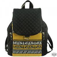 Стеганый рюкзак с орнаментом EPISODE DENMARK SUN E16S016.01