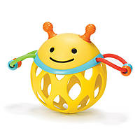 """Развивающий шар-погремушка """"Пчелка"""", Skip Hop, фото 1"""
