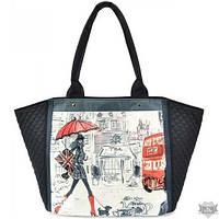 Стеганая женская сумка EPISODE MODENA LONDON S13.1EP01.3
