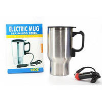 Термокружка автомобильная Electric Mug 12В MOD-140Z, фото 1