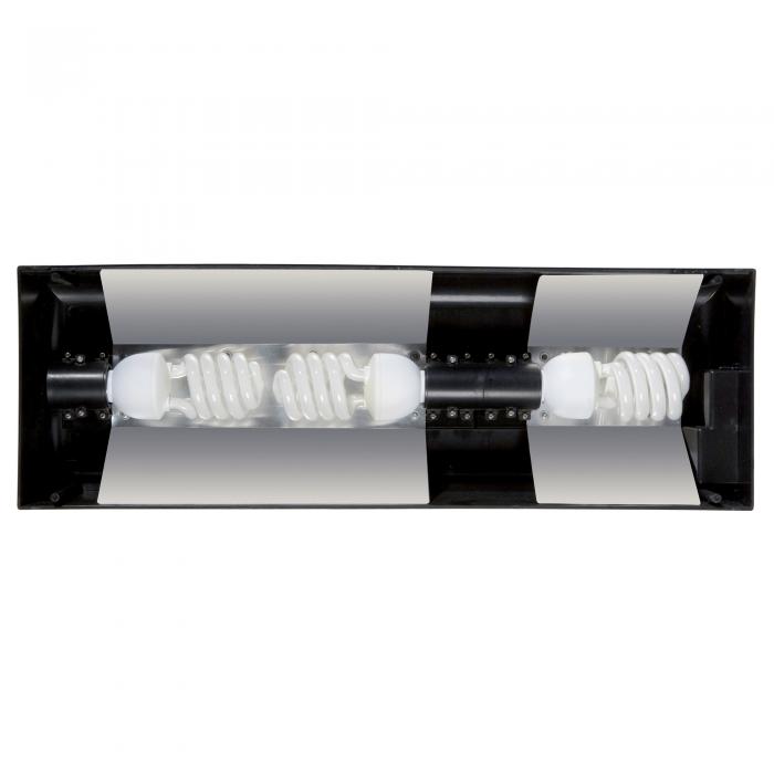Светильник для террариума Exo Terra Compact Top E27, 60x9x20 см. (PT2227)