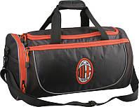 Спортивная сумка  для мальчика 29 л. AC Milan Kite ML15-964K черный