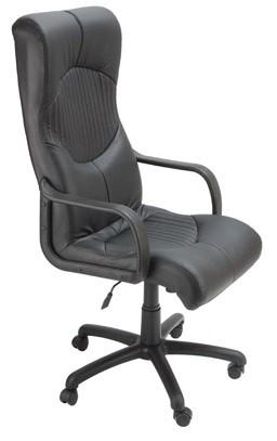 Кресло кожаное для руководителя «Геркулес»