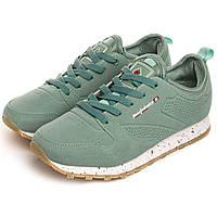 Жіночі кросівки Baas classic 40 green - 187339