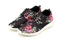 Кросівки жіночі Babana Flower - Black 39 - 187421