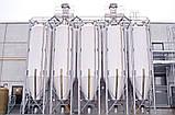 Силоси зберігання борошна для виробництва біоетанолу 100 м3, фото 3