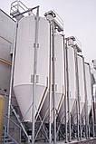 Силоси зберігання борошна для виробництва біоетанолу 100 м3, фото 4