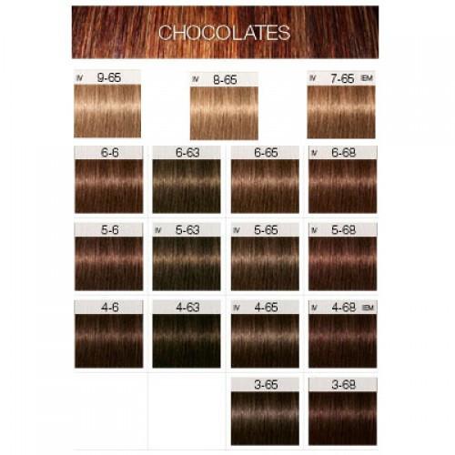 Краска для волос Schwarzkopf Professional Igora Royal Chocolate Tones Шоколадные тона