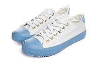 Кеди жіночі Keds 38 white blue - 187279
