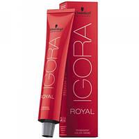 Краска для волос Медные и красные тона Schwarzkopf Professional Igora Royal Coppers & Reds 6-77