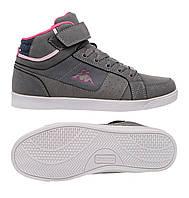 Підліткові кросівки Kappa Aperym MD V Kid 39 Grey - 187578