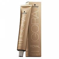 Краска для волос 100% закрашивание седины Schwarzkopf Professional Igora Absolutes 6-60