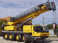 Аренда автокрана 80 тонн - Grove GMK 4080, фото 1