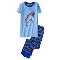 Детская трикотажная пижама Акула Crazy 8 для мальчика