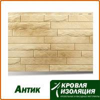 "Фасадная панель ""Кирпич-Антик"", цвет: Афины; 1,17х0,45м"