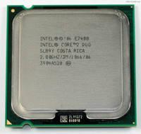 Intel Core2 Duo E7500 2.93GHz/3M/1066 s775, tray