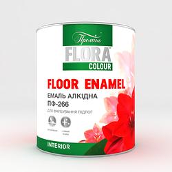 """Емаль ПФ-266 для підлоги """"FLORA COLOUR"""""""